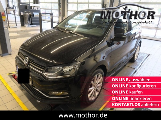 VW Polo V Highline 1.2TSI - bei Mothor kaufen Sie Ihr neues Auto